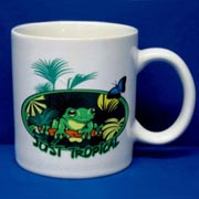 Mug - Rainforest