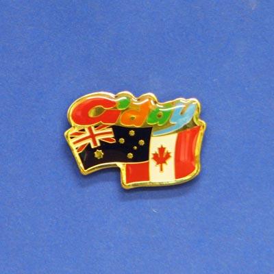 Friendship Pin, Aust/Canada