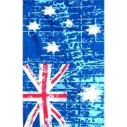 Australian Street Art Tea Towel